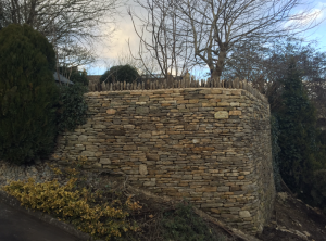 Tetbury Wall Finished