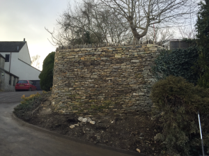 Tetbury Wall Front Finished